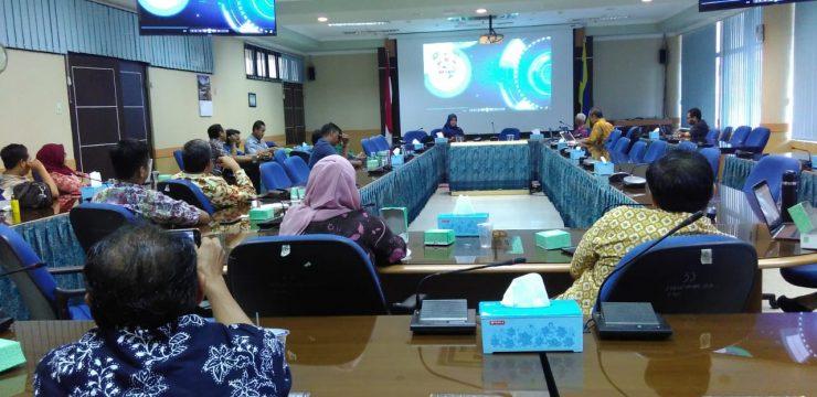 Sosialisasi IdREN di Universitas Airlangga