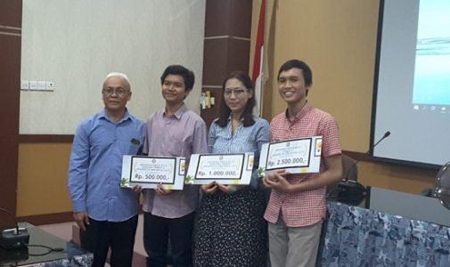 UNAIR Berikan Penghargaan untuk Blog Mahasiswa Terbaik 2019